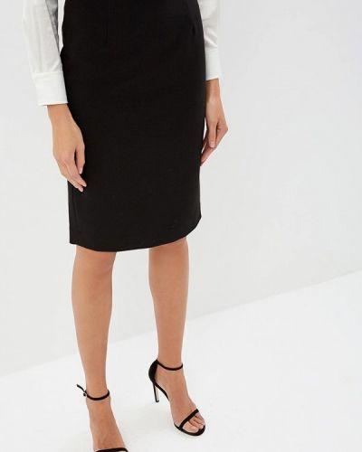 Черная юбка осенняя Emporio Armani
