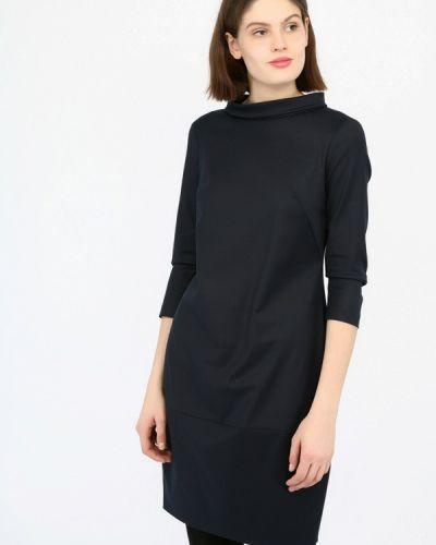 Платье - синее Monton
