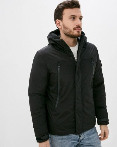 Утепленная куртка - черная Hox