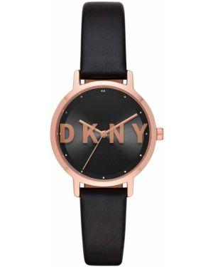 Zegarek czarny Dkny