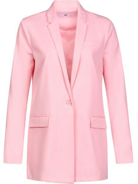 Розовый пиджак на пуговицах Silvian Heach