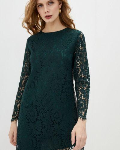 Повседневное зеленое платье Blugirl Folies