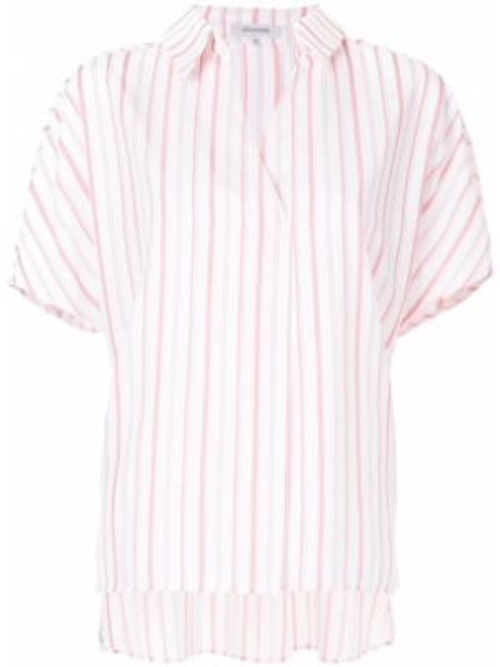 Рубашка в полоску - белая Guild Prime