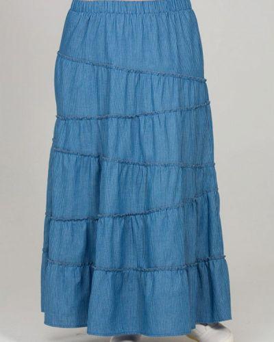 Голубая юбка Intikoma