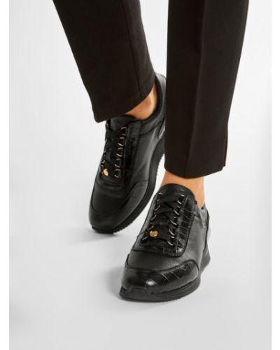 Sneakersy, czarny Eva Longoria