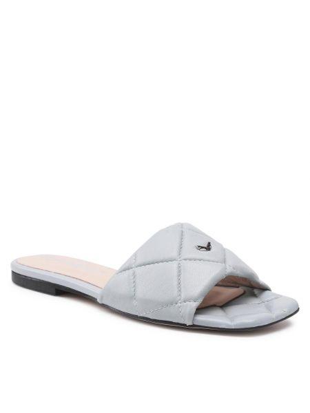 Niebieskie sandały casual Karino