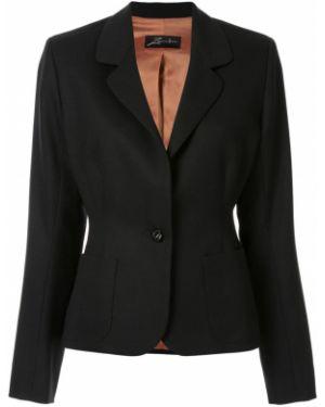 Черная куртка Zambesi