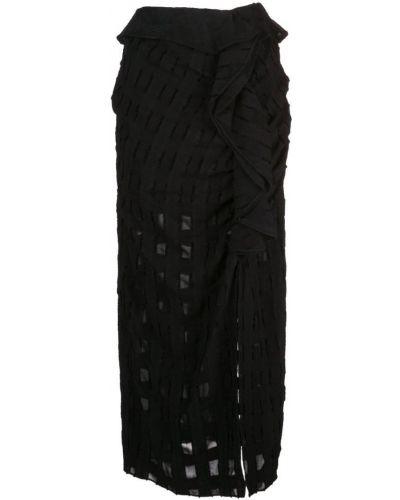 Юбка макси с завышенной талией пачка Rachel Comey
