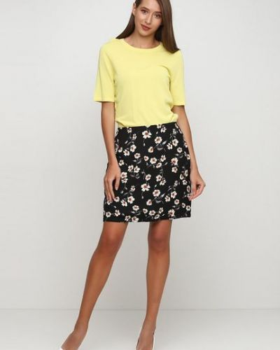 Комбинированная юбка Yumi