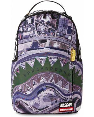 Рюкзак для ноутбука на бретелях с карманами Sprayground