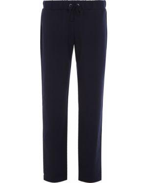 Хлопковые брюки - синие Paul&shark