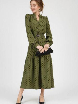 Повседневное платье - хаки Marichuell