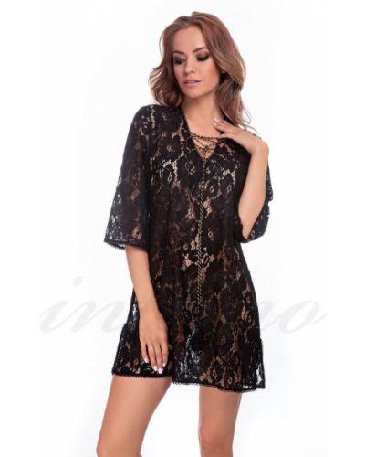 Платье-туника - черная Felena