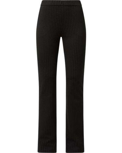 Spodnie - czarne Modström
