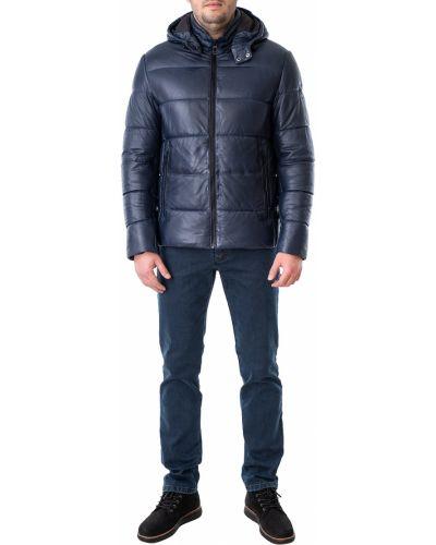 Куртка - синяя Milestone