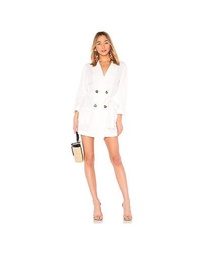 Пиджак шелковый с накладными карманами Lpa