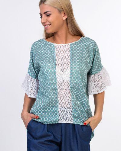 Гипюровая блузка Kapsula