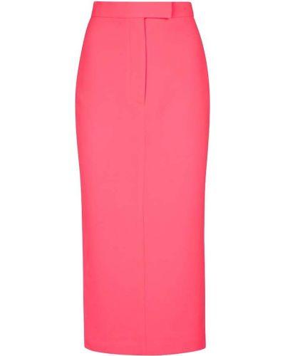Różowa spódnica ołówkowa Alex Perry