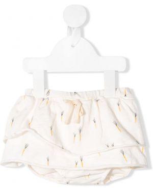 Белые шорты Buho