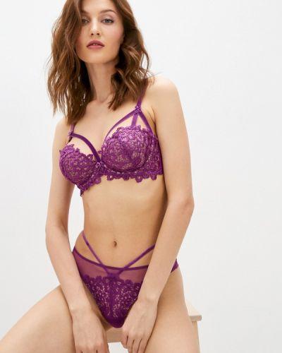 Фиолетовый бюстгальтер Dita Von Teese