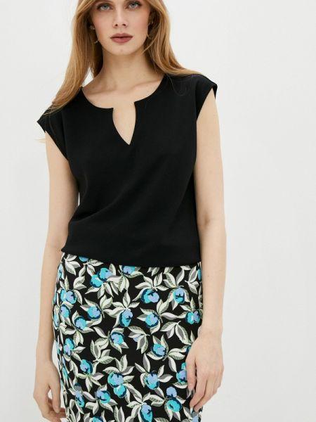 Блузка - черная Diane Von Furstenberg