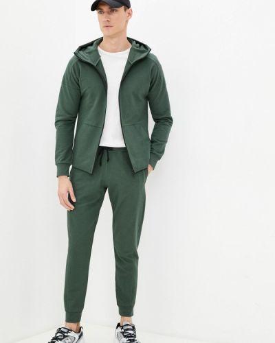 Спортивный зеленый спортивный костюм Blacksi