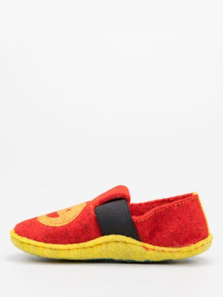 Красные тапочки Inblu