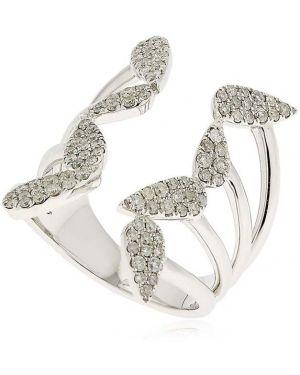 Biały złoty pierścionek z diamentem Yvonne Leon Paris