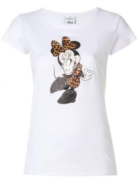 Хлопковая футболка - белая Marcelo Burlon. County Of Milan