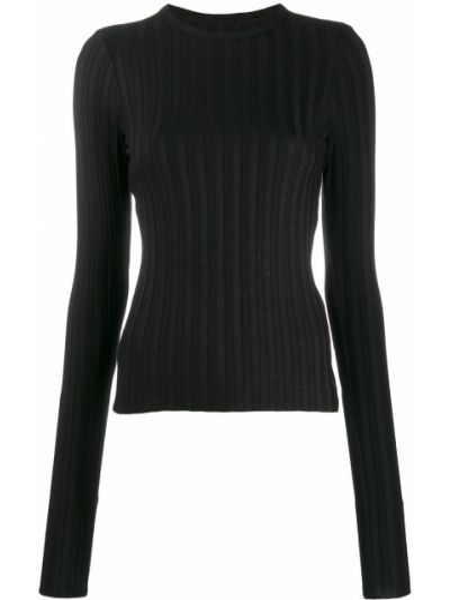 Sweter - czarny Simon Miller