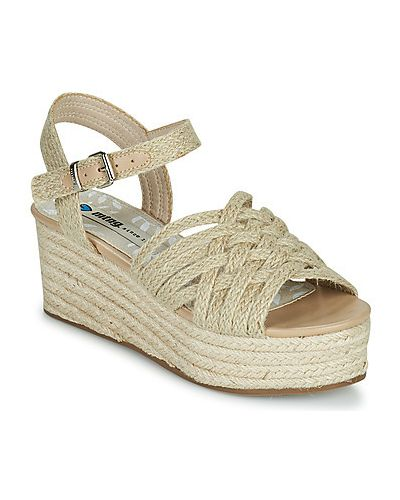 Beżowe sandały Mtng