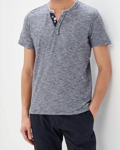 Серая футболка Tom Tailor