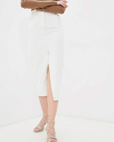 Белая юбка Zarina