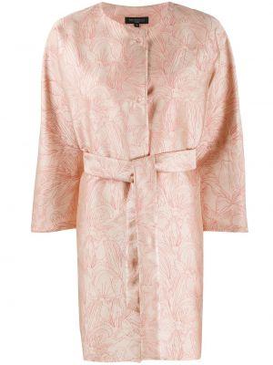 Пальто с принтом пальто Antonelli