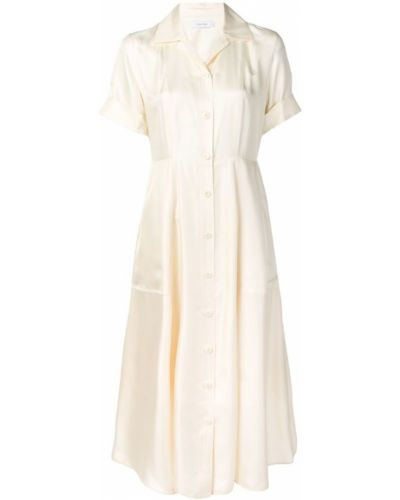 Платье мини на пуговицах платье-рубашка Calvin Klein