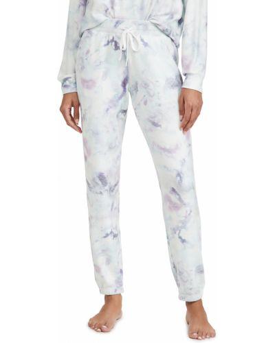Трикотажные синие брюки на резинке Pj Salvage