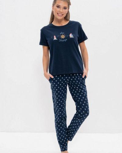 Пижама - синяя Cleo