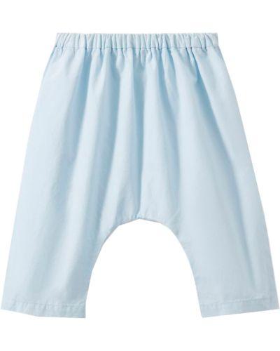 Голубые брюки Bonpoint