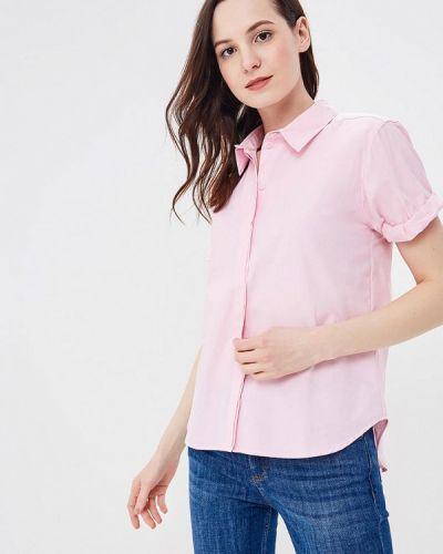 Розовая рубашка с коротким рукавом Befree