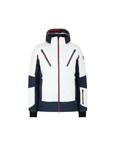 Белая куртка Vuarnet