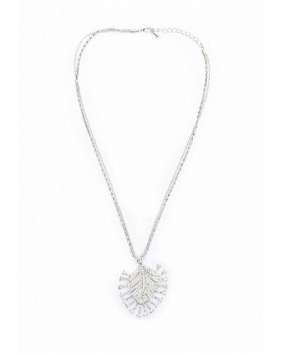 Серебряная подвеска серебряного цвета Selena