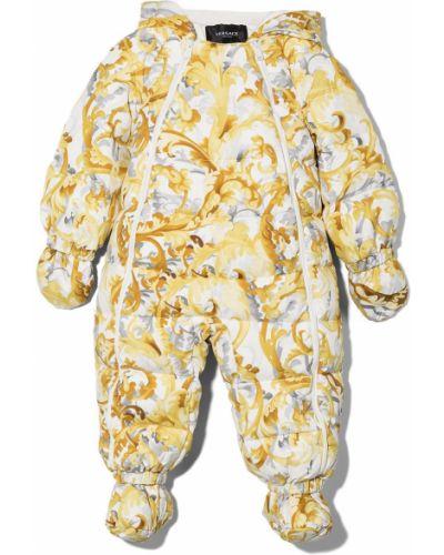 Klasyczny garnitur - żółty Versace Kids