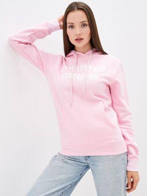 Розовая толстовка Bruebeck