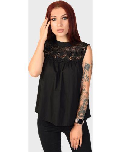 Блузка - черная Arjen