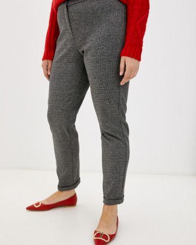 Серые зимние брюки Elena Miro