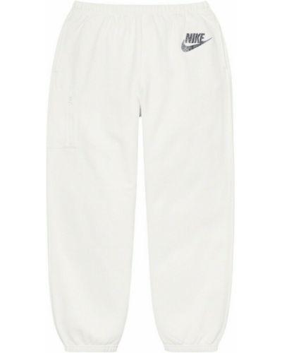 Joggery - białe Nike