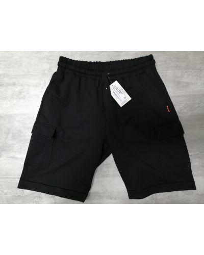 Хлопковые шорты - черные Samo