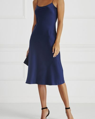 Платье платье-комбинация на тонких бретелях Theory