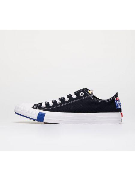Черные туфли Converse