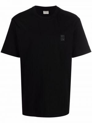 Хлопковая футболка - черная Filling Pieces